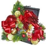 Новогодние украшения и аксессуары. Новогодний декор