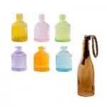 Декоративное стекло - декоративные бутылки и банки