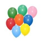 Воздушные шары ассорти без рисунка