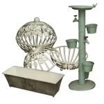 Декор металл - декоративные металлические изделия и элементы