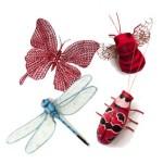 Бабочки и насекомые для декора и украшения интерьера