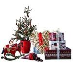 Новогодние товары оптом и мелким оптом