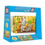 Детские пазлы, магические кубы