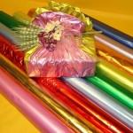 Пленка упаковочная для цветов и подарков оптом