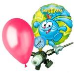 Воздушные шары и оборудование к ним оптом и мелким оптом
