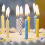 Свечи для торта оптом - тортовые свечи