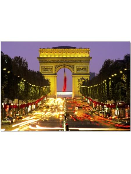 1000 элементов пазл Триумфальная арка