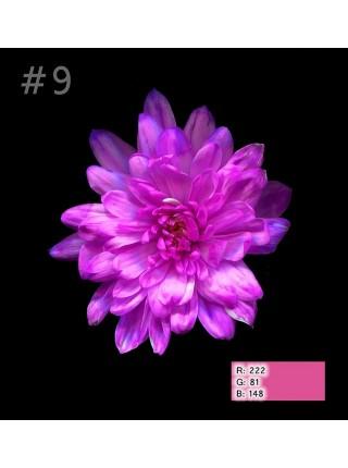 Краска для окрашивания живых цветов цвет ярко-розовый 0,275 л