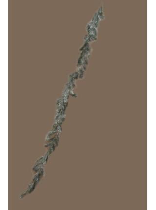 Гирлянда еловая заснеженная 1,9 м HS-22-5