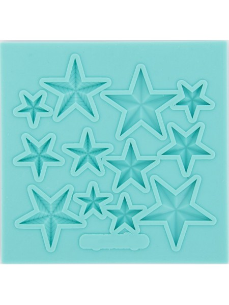 Молд для творчества Звезды ARTMD0233