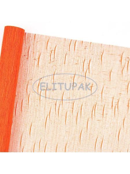 Сетка Бриз темно - оранжевый  53 см х 6 ярдов