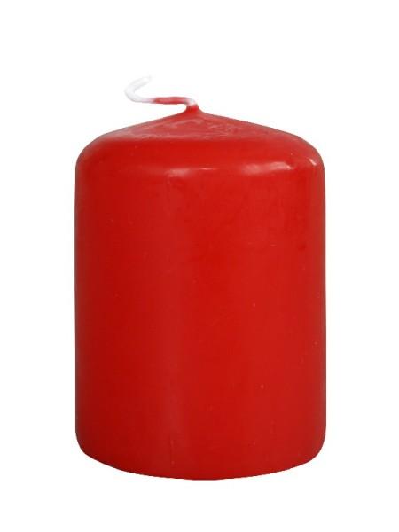 Пеньковая 40 х 50 красная свеча