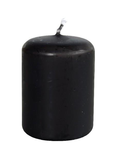Пеньковая 40 х 50 черная свеча