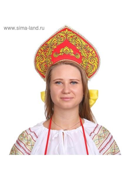 Кокошник Императрица