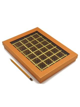 Коробка для конфет 30,5 х 23 х 4 см
