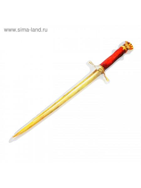 Игрушка надувная Богатырский меч 70см.