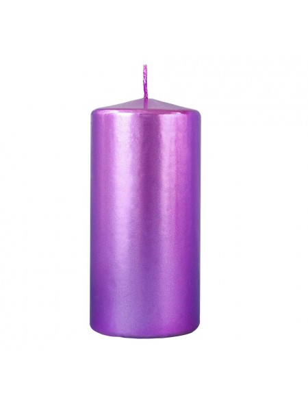 Пенек Сиреневый блеск 60 х 125 свеча