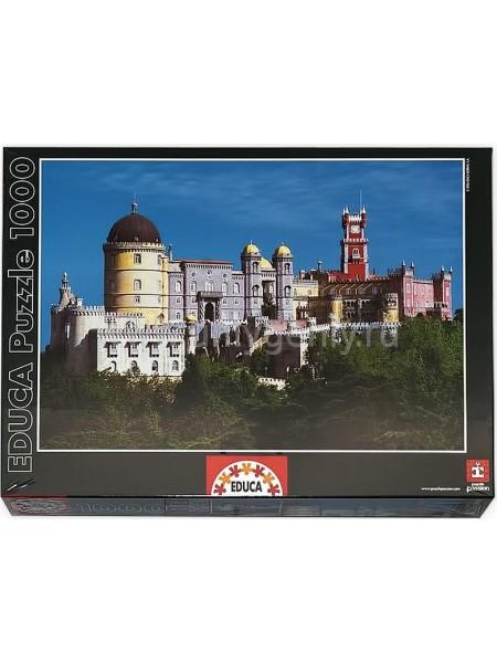 1000 элементов пазл Educa 13295 Дворец Пена - Португалия