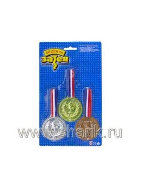 медаль Чемпиона 3 шт