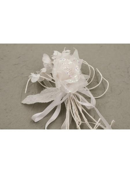 Аксессуар свадебный 204-00 композиция из роз малая
