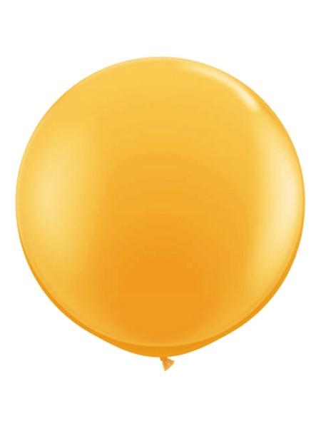 Р 250/025 металлик Экстра Gold шар латекс 60 см