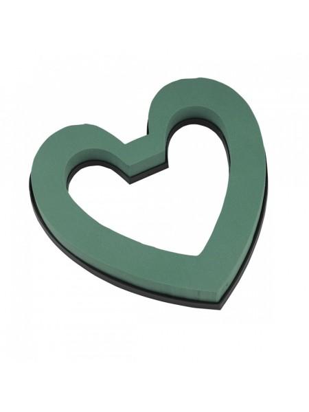 оазис Сердце идеал 21,5*22*3см откр.на пласт.