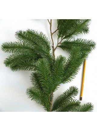 Гирлянда еловая 180 см цвет зеленый HS-21-5