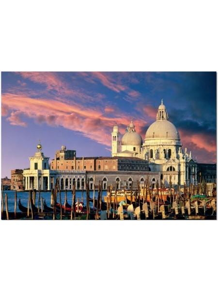 1500 элементов пазл Собор Санта Мария Венеция, Италия