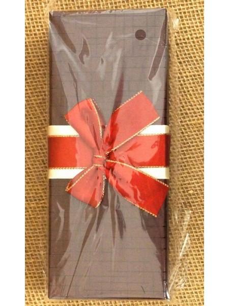 Коробка для конфет на 10 шт 21,5 х 8,5 х 4 см HS-7-15