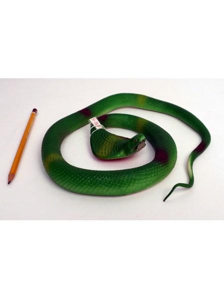 Змея Кобра 100 см резина