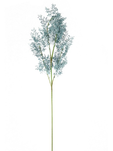 Ветка 105 см пластик цвет голубой HS 2-14