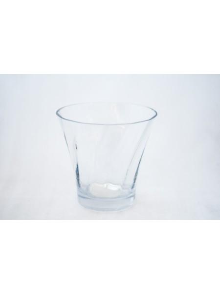 Ваза стекло 1316-13 LX 13,5*Н13см