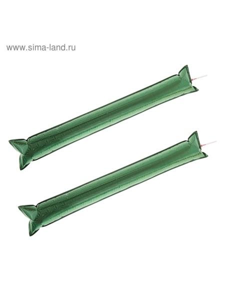 Палка Болельщик набор 2 шт цвет зеленый
