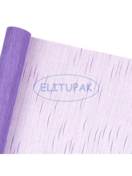 Сетка Бриз фиолетовый  53 см х 6 ярдов