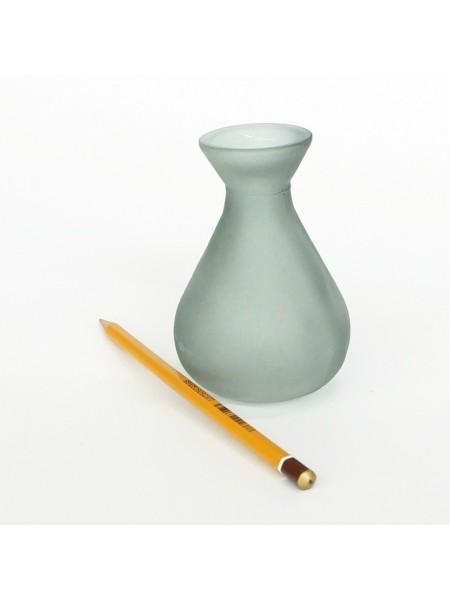Ваза стекло h=10 d= 6,5 см цвет масть грульо