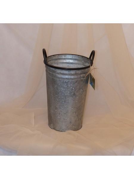 Ведро металл 17 х 30 см