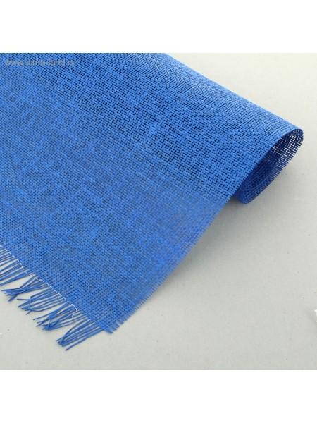 Сетка бумажная 50х75 см цвет синяя