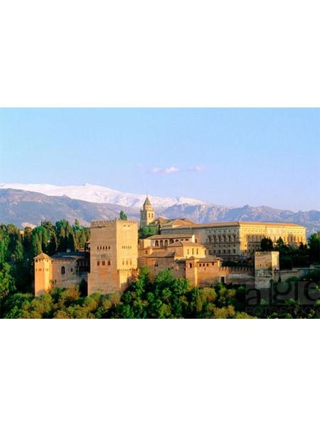 1000 элементов пазл Educa 13766 Замок Алхамбра Гранада