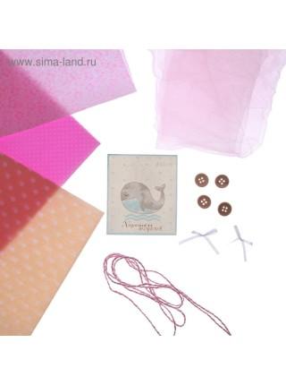 Набор для шитья Нежность 16 х 12 х 2 см