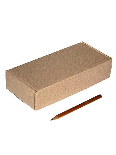 Коробка микрогофра 05/001-93 прямоугольник 19,5 х 8,5 х 4 см