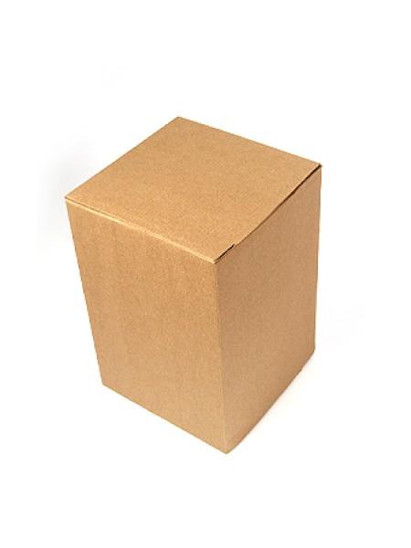 Коробка микрогофра 126/93 вертикальная 17 х 17 х 26 см