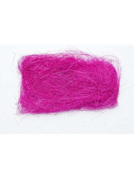 Сизаль розовый 100 гр