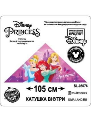 Воздушный змей Мечтай Принцессы 70 x 105 см