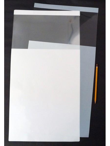 Пленка Готовое решение 58 х 30 см цвет белый