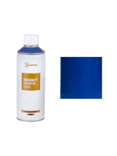 Краска спрей эмаль для декора 270 гр цвет глубокий синий