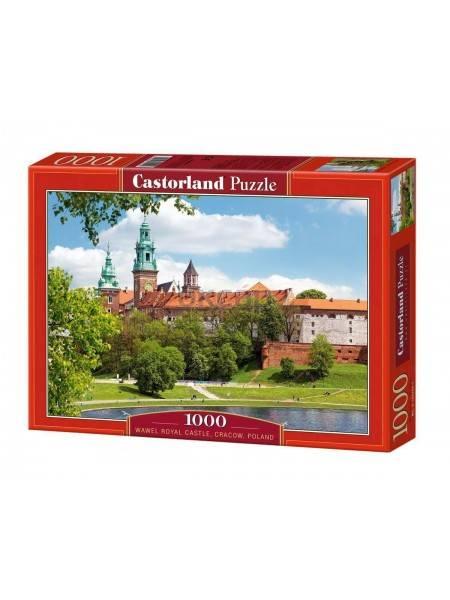 1000 элементов пазл Польша