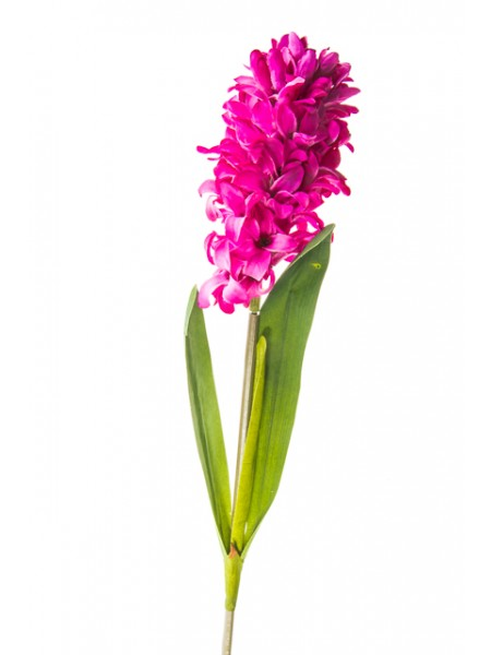Гиацинт 58 см цвет розовый