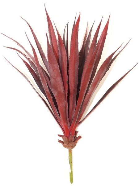 Алоэ 38 см цвет красный