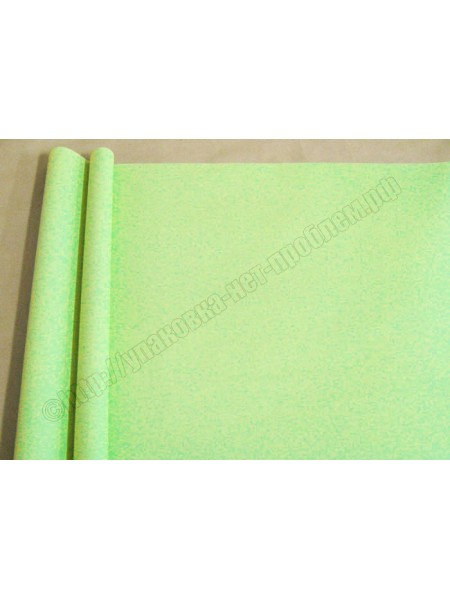 Бумага матовая салатовый пастель 70см х 10ярд
