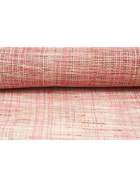 Абака 48 см х 9 м Avrora Pink цвет Розовый